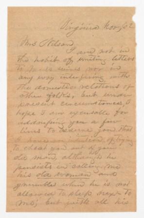 Virginia Historical Society, Mss1 N3381 a 34