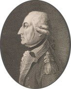 Detail from an engraving of George Washington (Virginia Historical Society, Accession number: 2001.200.166)