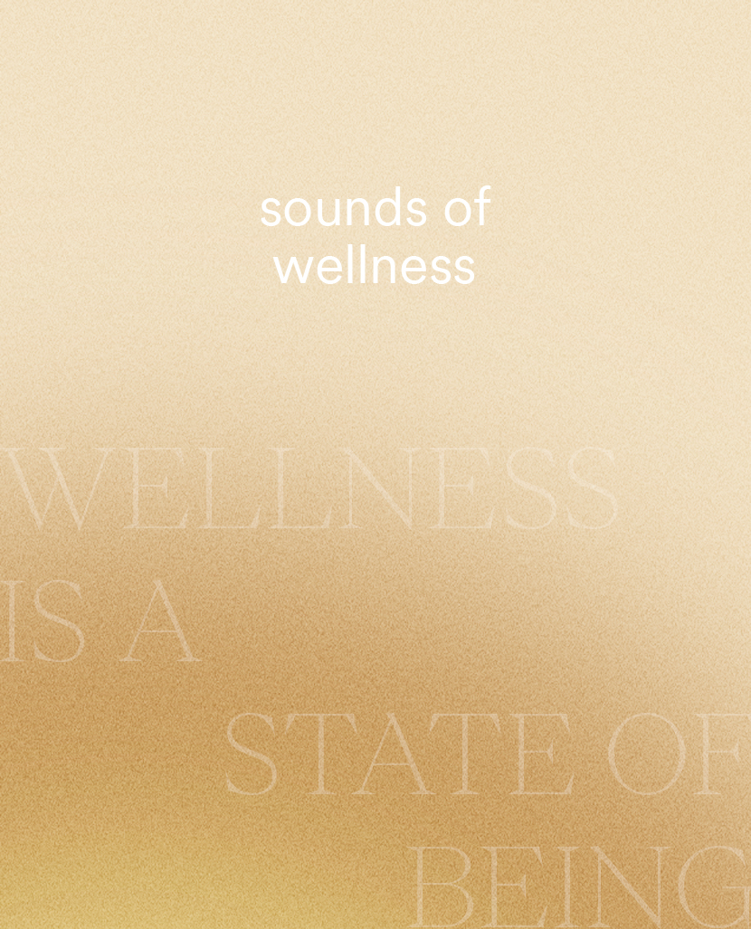 sounds of wellness