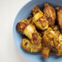 Spicy Curry Chicken Wings
