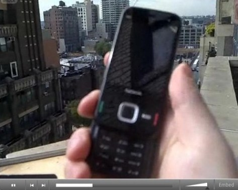 Nokia N85 Unboxing - Video & Pictures