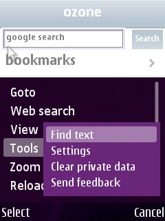O3 Web Browser For S60