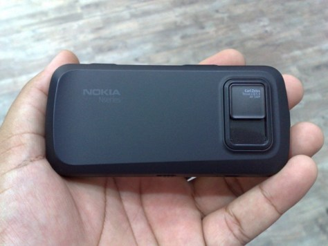 Initial Impressions Of The Nokia N97