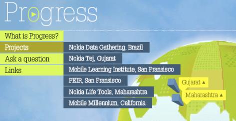 Nokia & The Progress Project