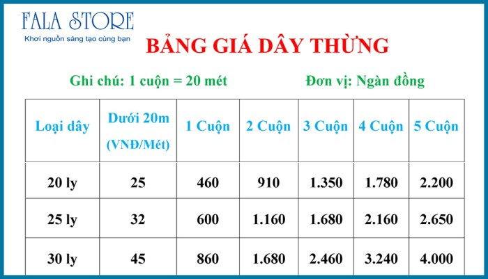 bang-gia-day-thung-co-lon-tai-fala-store