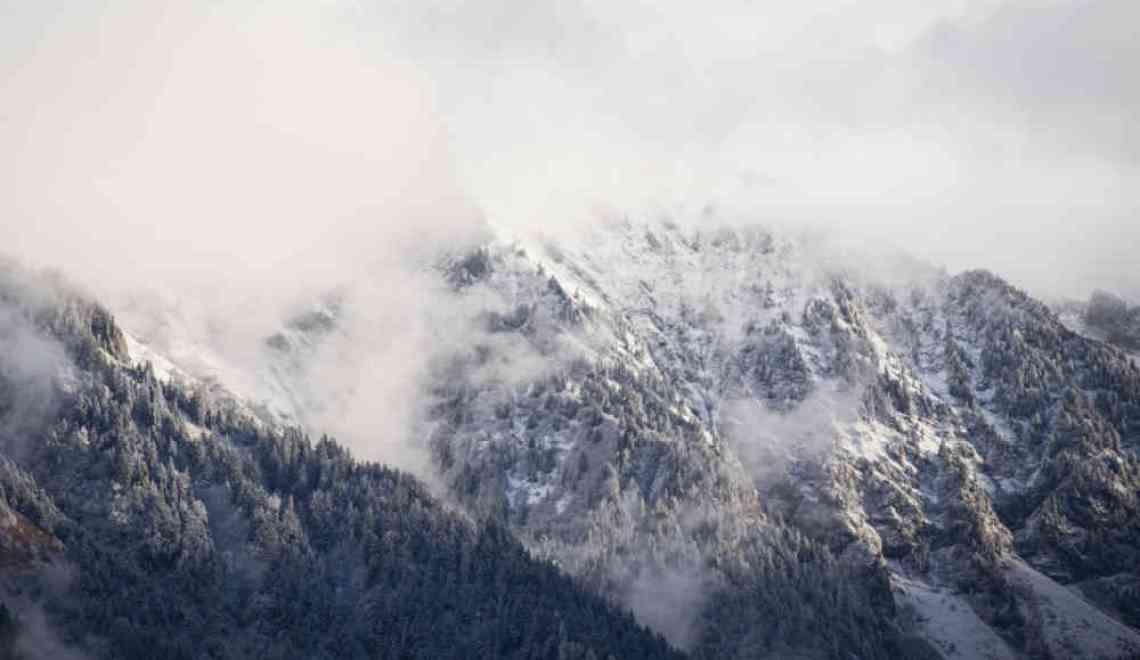 Automne hivernal dans le Valbonnais