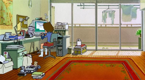 Digimon - La Chambre de Taichi