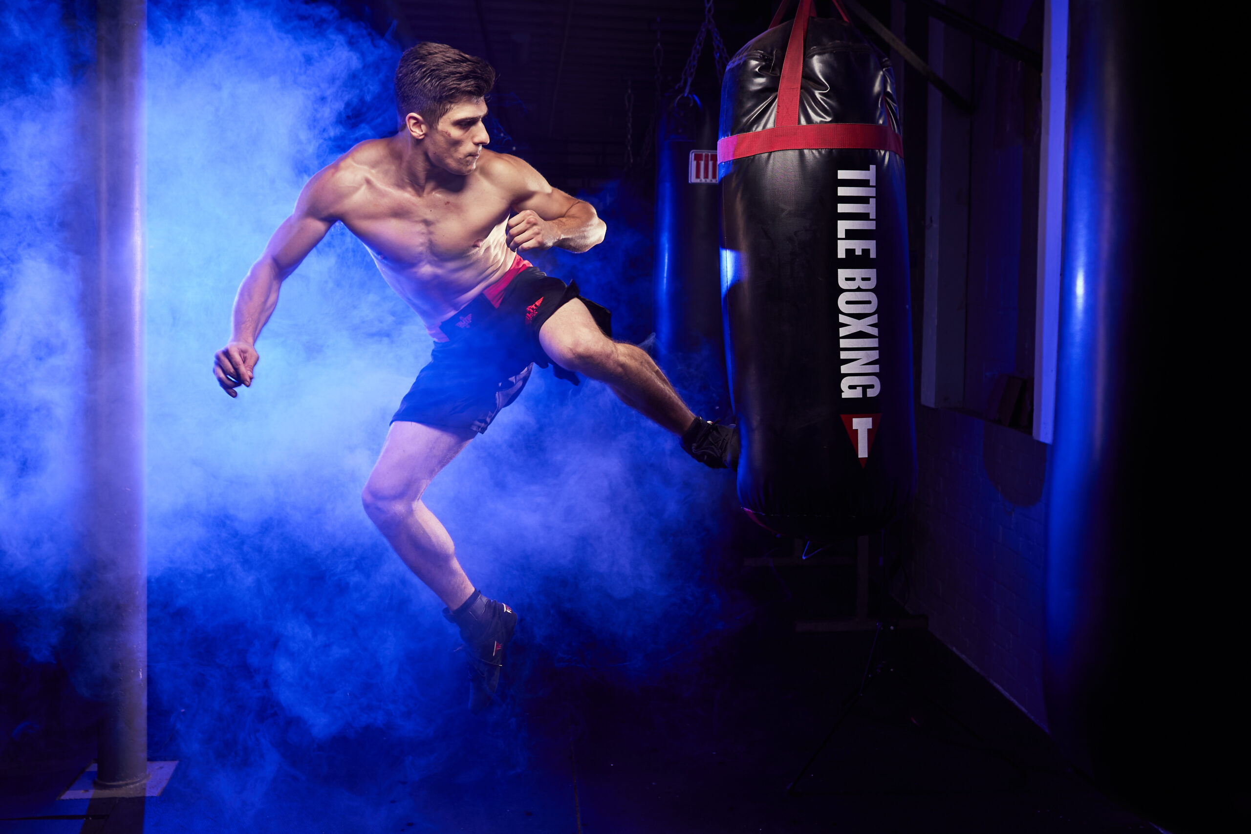 Read more about the article Boxing Shoot with Domenic Arduino at Nonantum Boxing Club