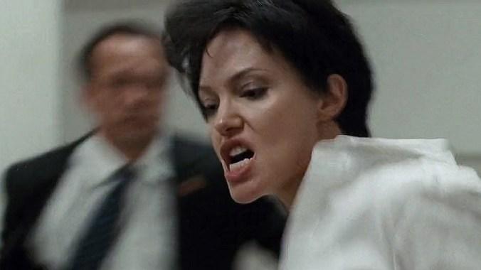 Borderline Angelina Jolie