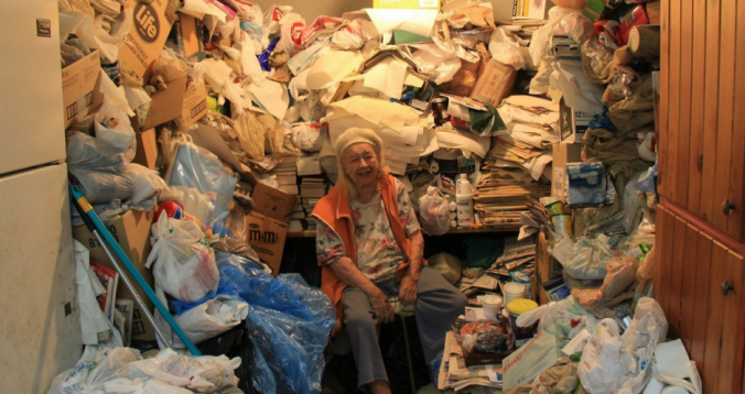 old hoarder