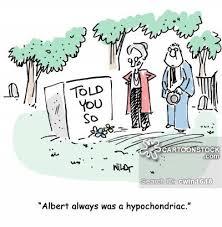 Hypochondriac humor