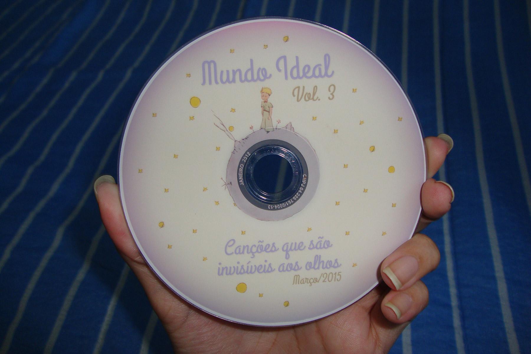 CD do Pequeno Príncipe