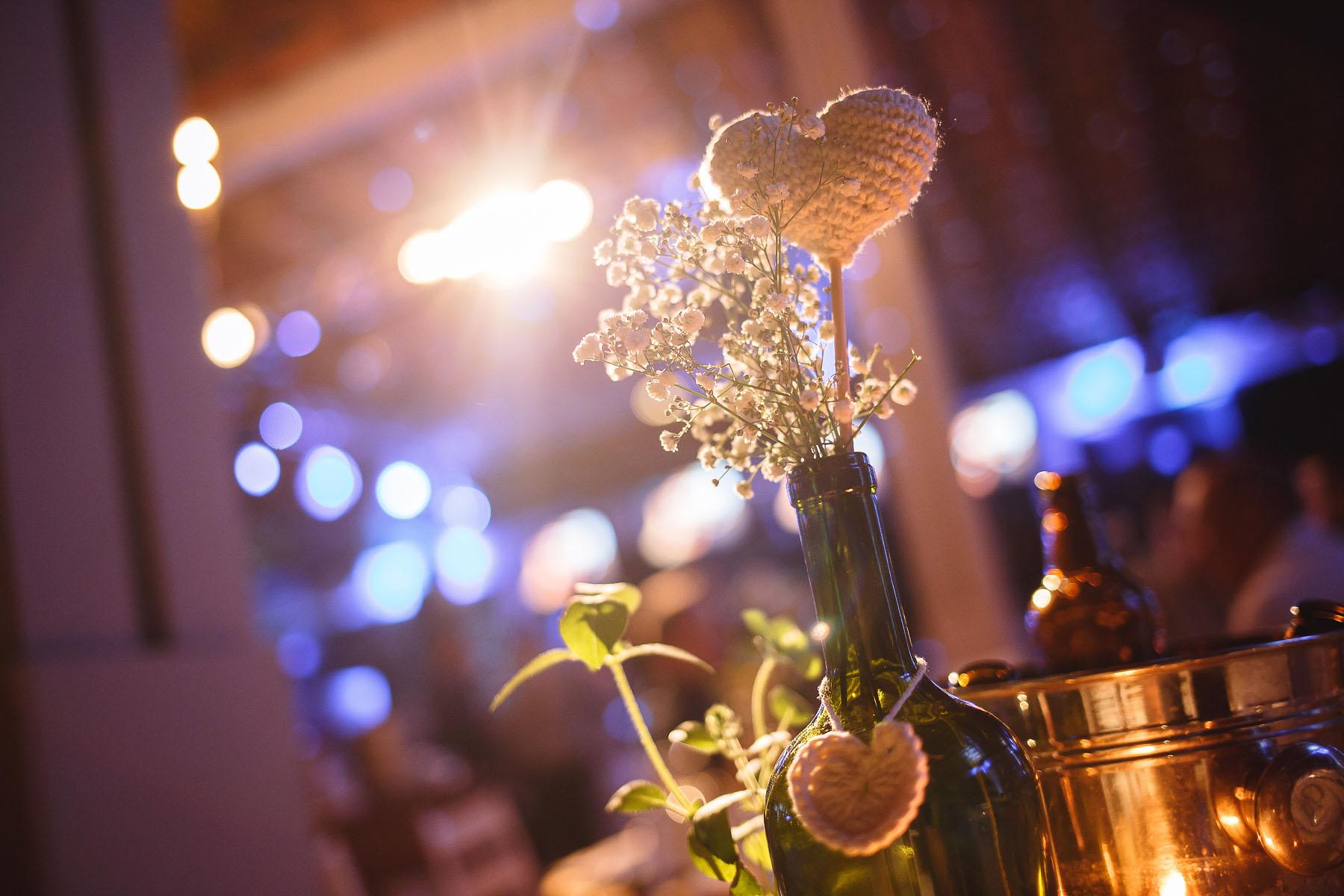 Crochê na Decoração para Economizar no Casamento