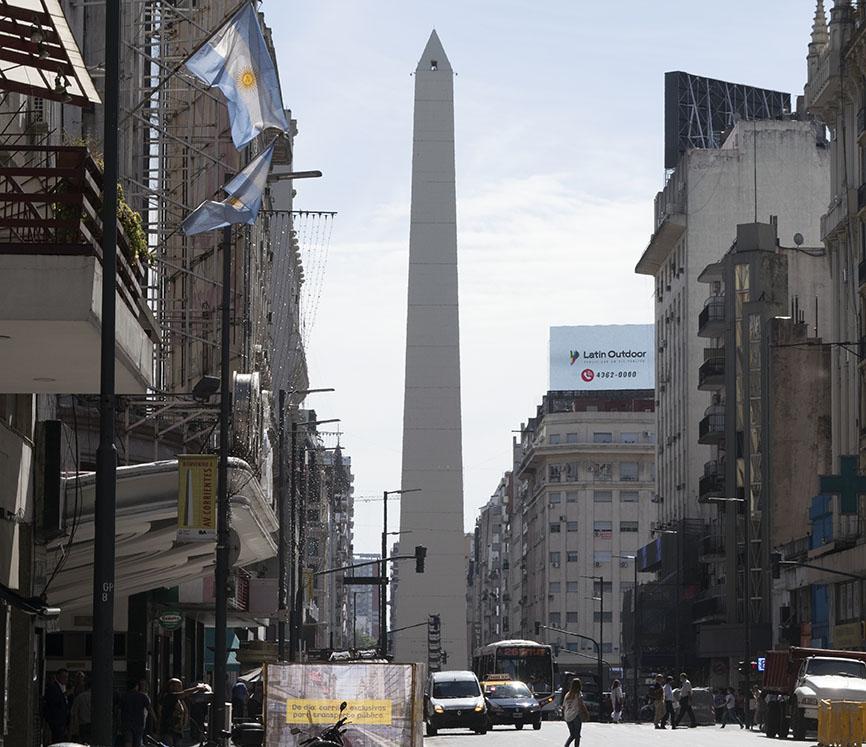 Obelisco - 24 Horas Buenos Aires