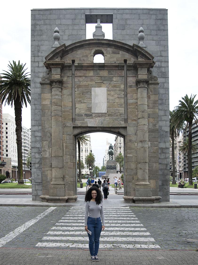 Puerta de la Ciudadela - Ciudad Vieja Montevideo