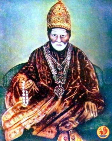 Jagadguru Vruddha Nrisimha Bharati