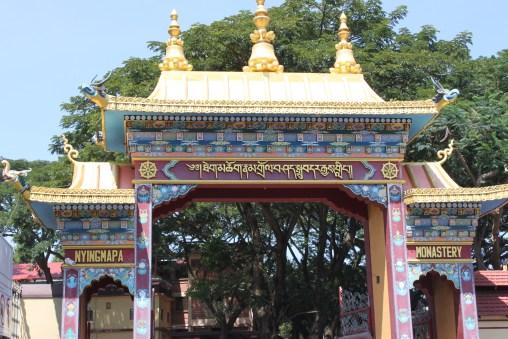 The Namdroling Monastery