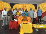 submitraji with sanatan hindu union team
