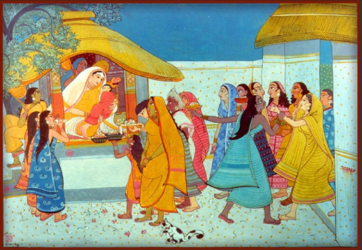 The Life of Chaitanya Mahaprabhu