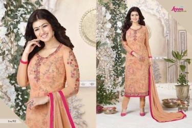 avon-aarohi-vol.-13-georgette-fabric-plazzo-bottom-salwar-kameez-1-1