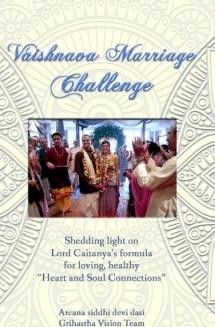 Vaisnava Marriage Challenge