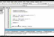 C++ įrašo tipas (struct)