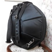 Черный антивандальный чехол рюкзак для ханга