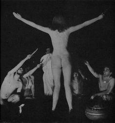 Поклонение женскому началу - тайный ритуал тантры