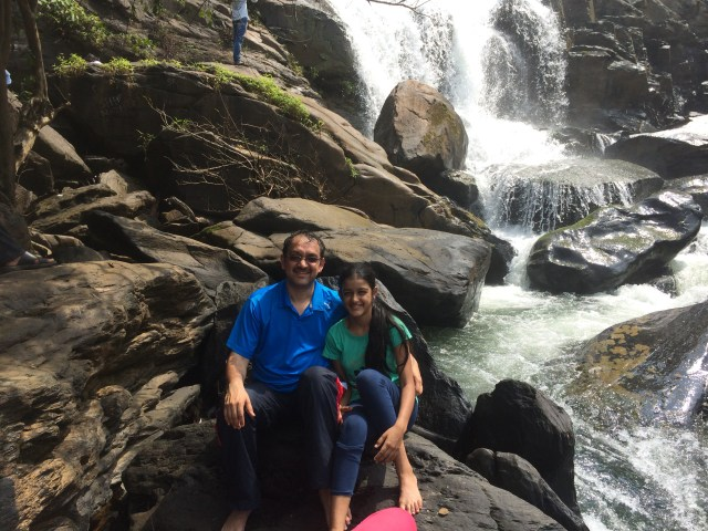 trek up the Kosalli Falls
