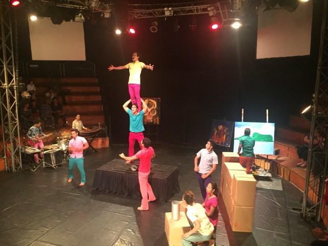 The Cambodian Circus