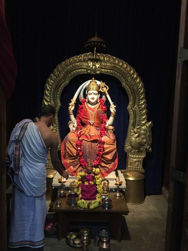temple near shreyas