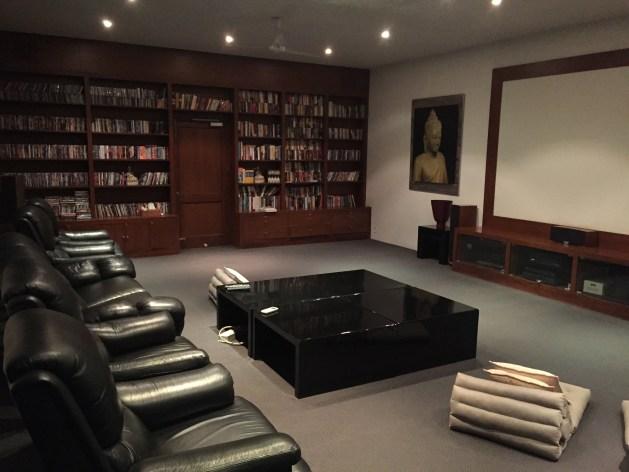 movie auditorium