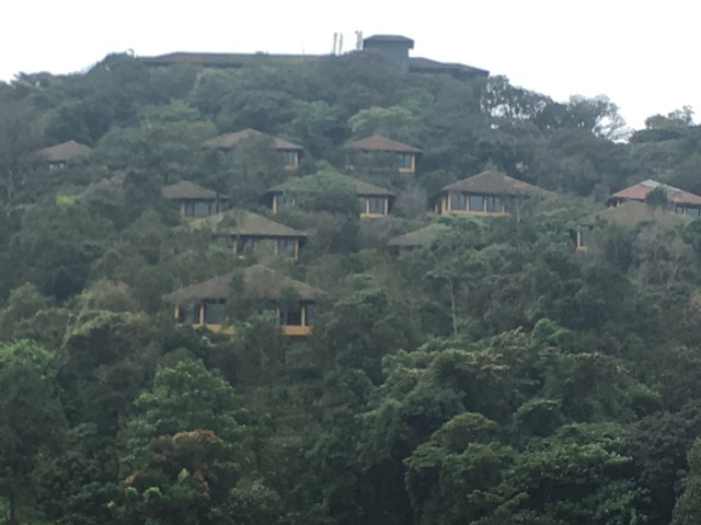 Madikeri embedded wth greenary