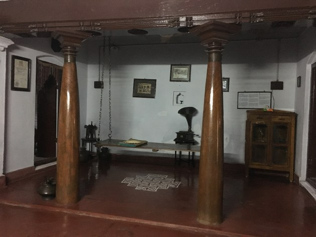 traditional Mudaliar house