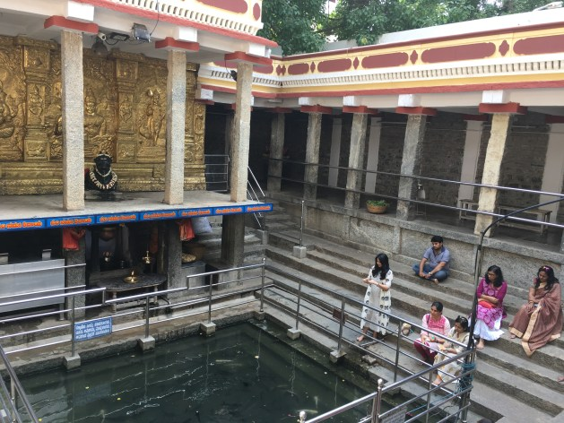 Dakshinamukha Nandi Tirtha Kalyani Kshetra