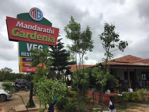 Mandarathi Gardenia