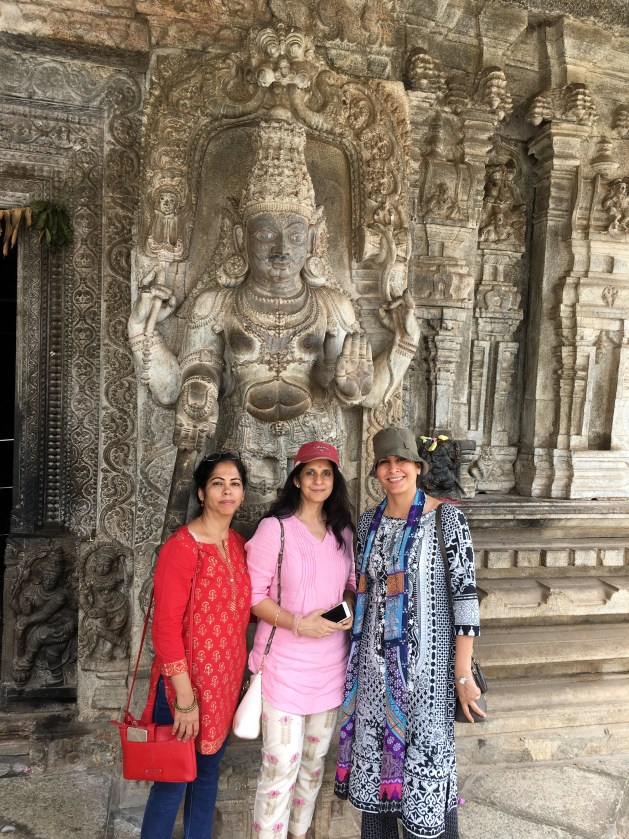 Hoysala temples carvings