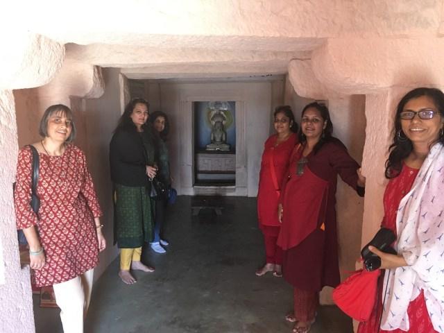 Mandargiri Hill temple