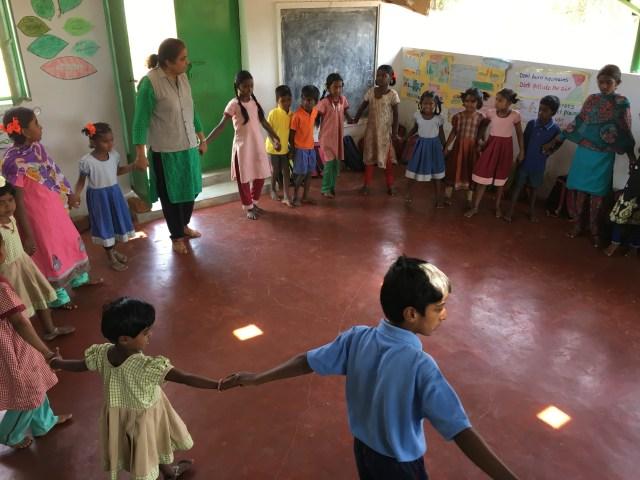 Satsang rural school