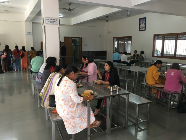 Temple lunch Service