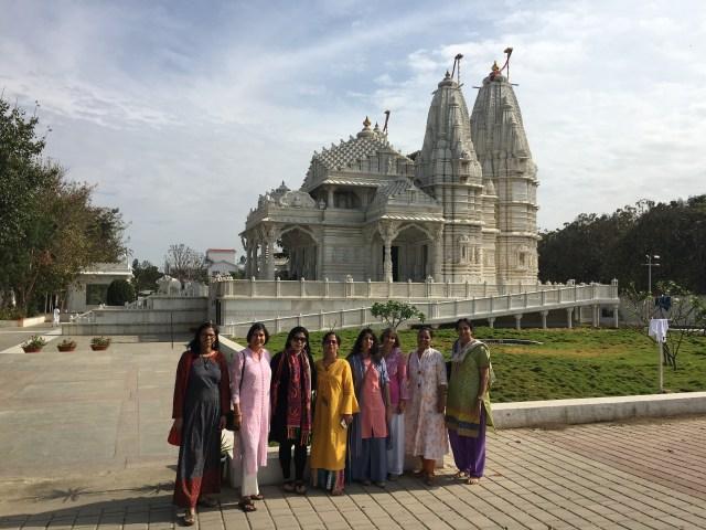 Bangalore's Birla Temple