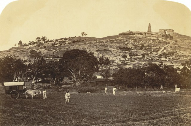 Old look of the Jain Temple