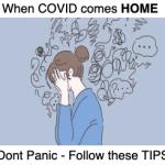 When COVID comes HOME – Are you PREPARED