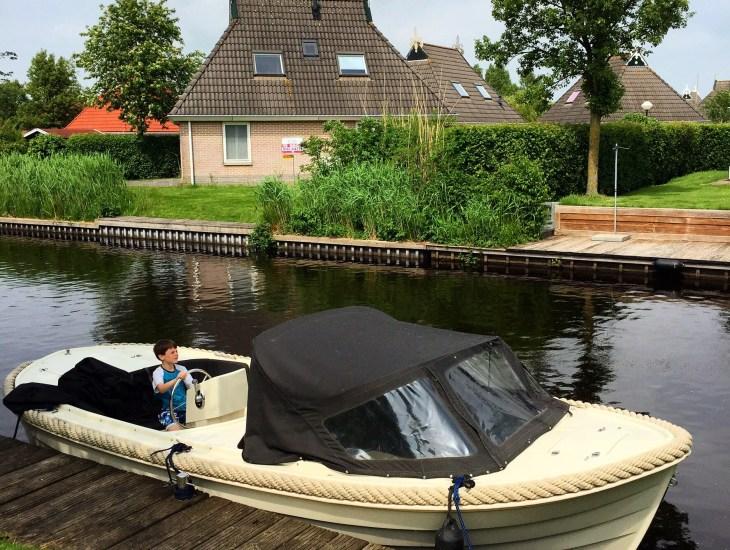 It Wiid, Bungalowpark It Wiid, Friesland