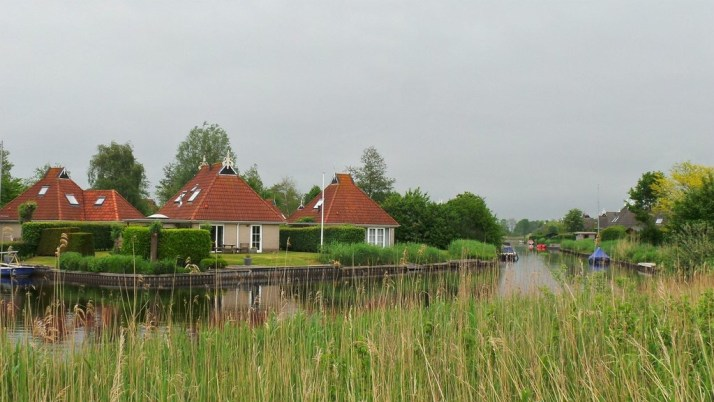 it Wiid, Bungalowpark, Eernewoude, Watersport
