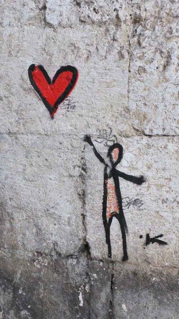 Street Art, Pisa, Exit Enter