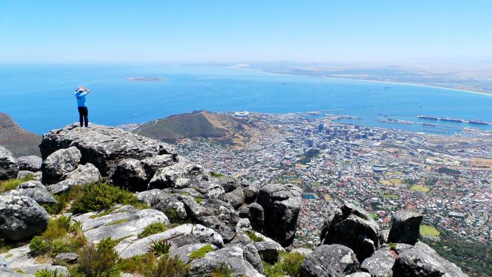 Kaapstad, tafelberg,vakantaseren