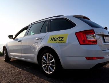 Hertz, minilease, vakantaseren
