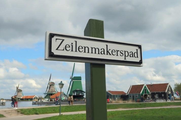 Zaanse Schans, Laag Holland, vakantaseren