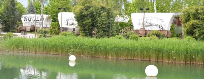Europapark, attractiepark, Camp Resort
